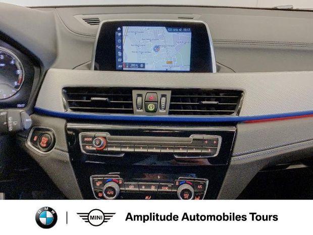 Photo miniature de la BMW X2 sDrive18dA 150ch M Sport 2018 d'occasion