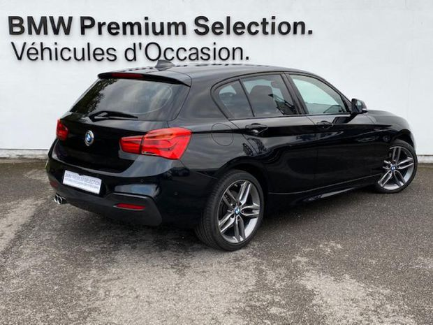 Photo miniature de la BMW Serie 1 Série 1 120dA xDrive 190ch M Sport 5p 2017 d'occasion
