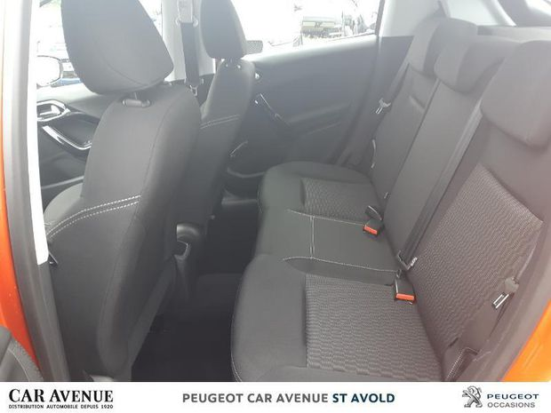 Photo miniature de la Peugeot 208 1.2 PureTech 82ch E6.c Active 5p 2019 d'occasion
