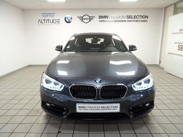 Photo miniature de la BMW Serie 1 118dA 150ch Sport 5p Euro6d-T 2019 d'occasion