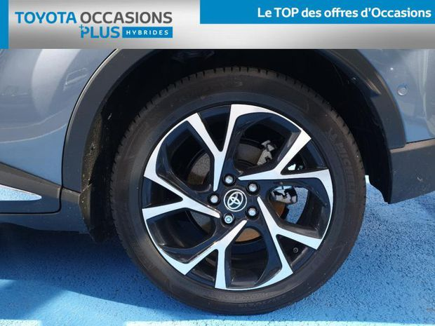 Photo miniature de la Toyota C-HR 184h Collection 2WD E-CVT MY20 2020 d'occasion