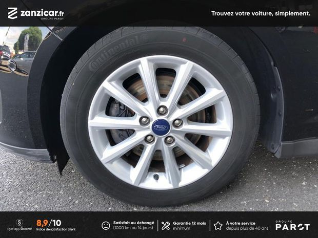 Photo miniature de la Ford Grand C-MAX 1.5 TDCi 120ch Stop&Start Titanium 2018 d'occasion