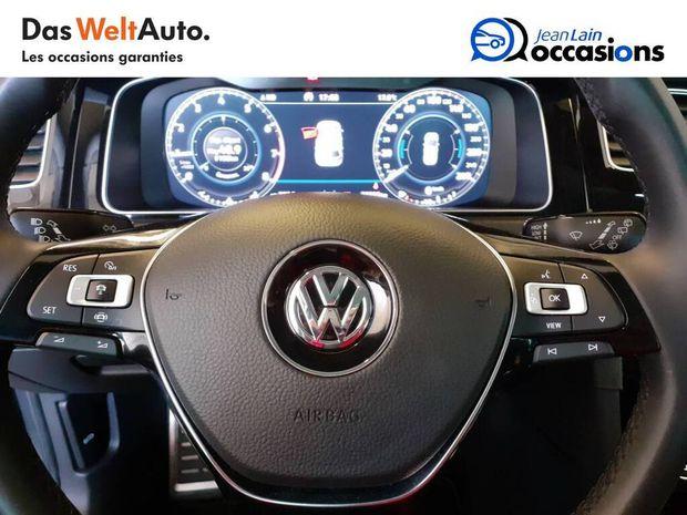 Photo miniature de la Volkswagen Golf 1.5 TSI 130 EVO BVM6 2019 d'occasion