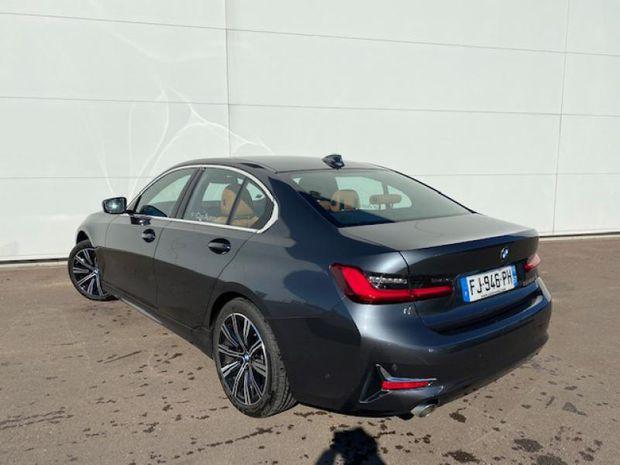 Photo miniature de la BMW Serie 3 318dA 150ch Luxury 2019 d'occasion