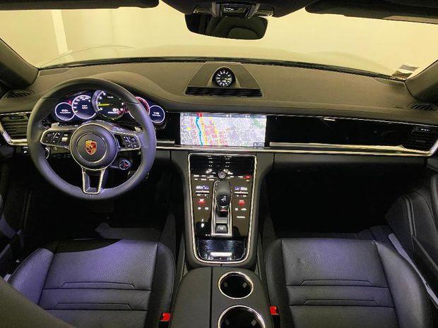 Photo miniature de la Porsche Panamera 3.0 V6 462ch 4 E-Hybrid 2017 d'occasion