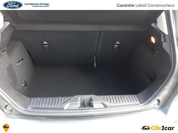 Photo miniature de la Ford Fiesta 1.1 85ch Cool & Connect 5p Euro6.2 2019 d'occasion