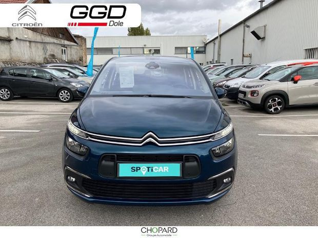 Photo miniature de la Citroën C4 SpaceTourer PureTech 130ch S&S Feel EAT8 E6.d 2019 d'occasion