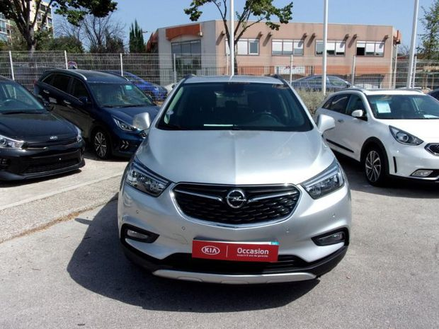 Photo miniature de la Opel Mokka X 1.4 Turbo 140ch Elite 4x2 2017 d'occasion