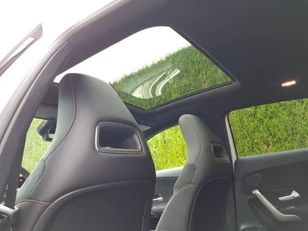 Photo miniature de la Mercedes Classe A 250 e 160+102ch AMG Line 8G-DCT 2020 d'occasion