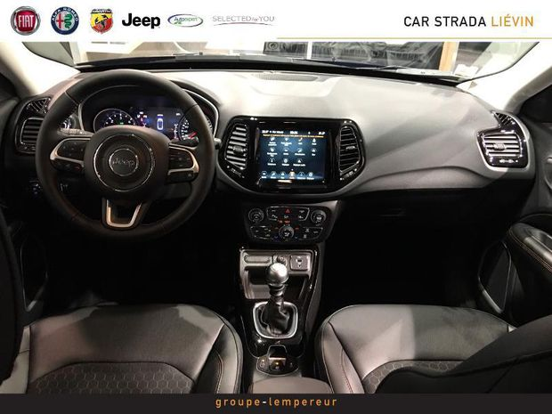 Photo miniature de la Jeep Compass 1.6 MultiJet II 120ch Limited 4x2 2020 d'occasion