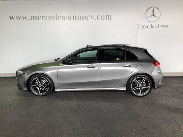 Photo miniature de la Mercedes Classe A 180 d 116ch AMG Line 7G-DCT 2019 d'occasion