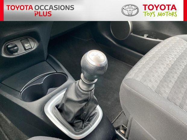 Photo miniature de la Toyota Yaris 90 D-4D Dynamic 5p 2016 d'occasion