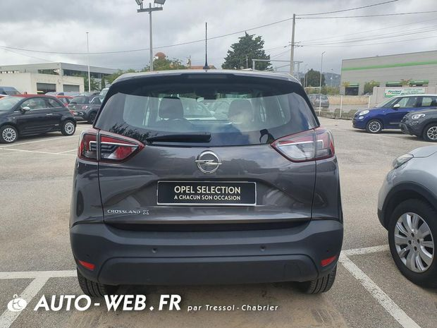 Photo miniature de la Opel Crossland X 1.2 Turbo 110 ch Edition 2019 d'occasion