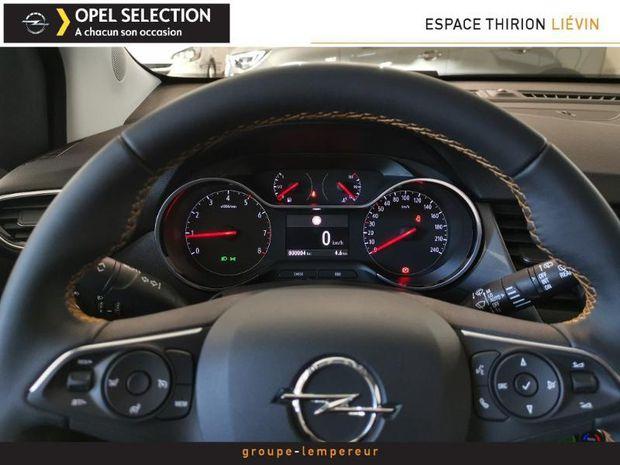 Photo miniature de la Opel Crossland X 1.2 Turbo 110ch Elegance 6cv 2020 d'occasion