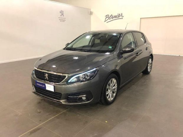 Photo miniature de la Peugeot 308 1.5 BlueHDi 130ch S&S Style EAT6 2019 d'occasion