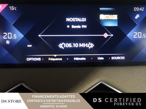 Photo miniature de la DS DS 3 Crossback BlueHDi 100ch Grand Chic 2020 d'occasion