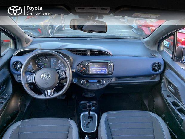 Photo miniature de la Toyota Yaris 100h Collection 5p 2017 d'occasion