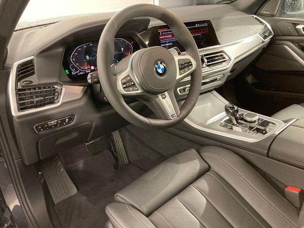 Photo miniature de la BMW X5 xDrive25dA 231ch xLine 13cv 2020 d'occasion
