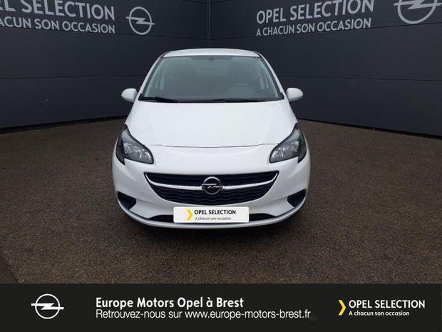 Photo miniature de la Opel Corsa 1.0 ECOTEC Turbo 90ch Enjoy Start/Stop 5p 2019 d'occasion
