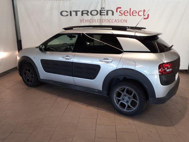 Photo miniature de la Citroën C4 Cactus PureTech 82 Shine 2017 d'occasion