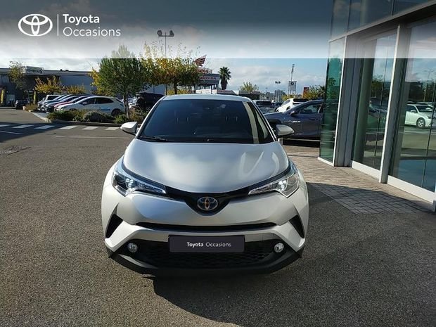 Photo miniature de la Toyota C-HR 122h Edition 2WD E-CVT RC18 2019 d'occasion