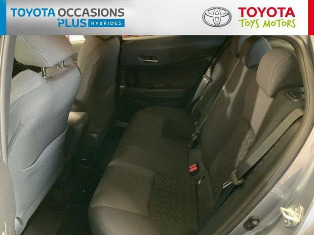 Photo miniature de la Toyota C-HR 122h Edition 2WD E-CVT MC19 2020 d'occasion