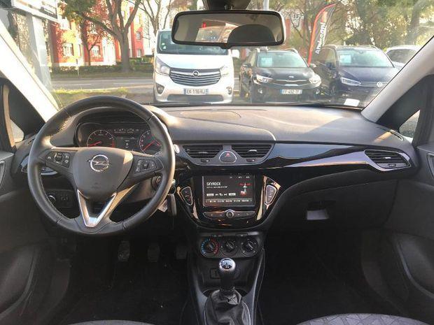 Photo miniature de la Opel Corsa 1.4 90 Design 120 ans carplay camera gtie 1 an 2019 d'occasion