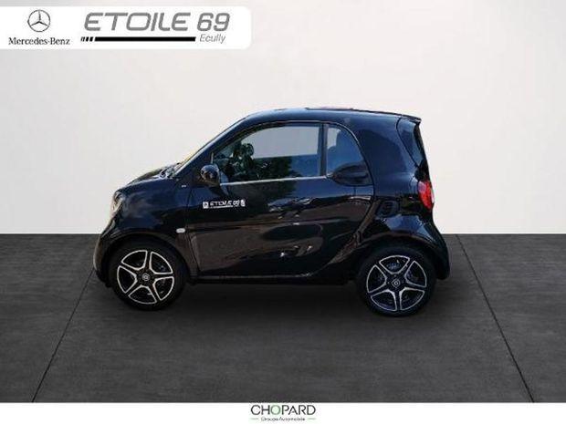 Photo miniature de la Smart fortwo Coupe 90ch prime twinamic E6c 2019 d'occasion