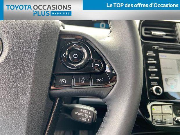 Photo miniature de la Toyota Prius 122h Lounge MC19 2019 d'occasion