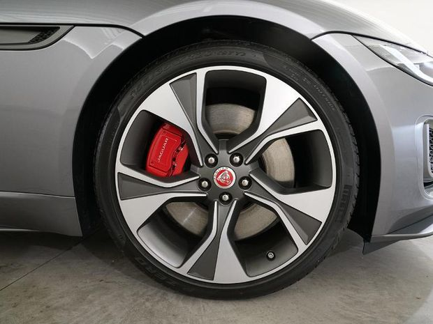 Photo miniature de la Jaguar F-Type Coupe 5.0 V8 450ch First Edition BVA8 2020 d'occasion