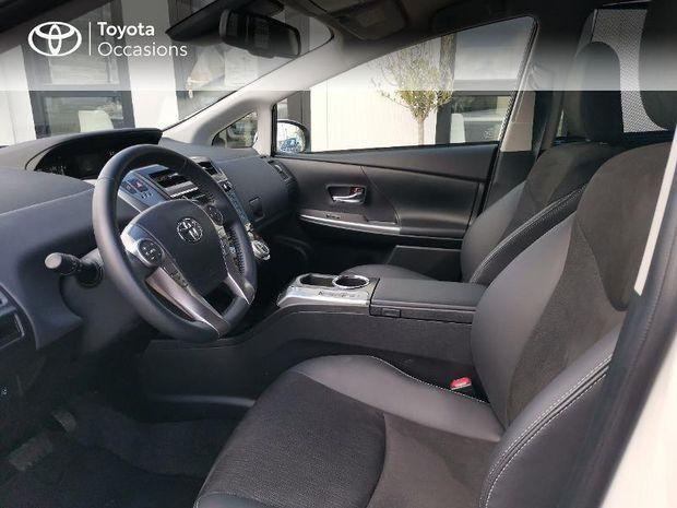 Photo miniature de la Toyota Prius + 136h Dynamic Business 2019 d'occasion
