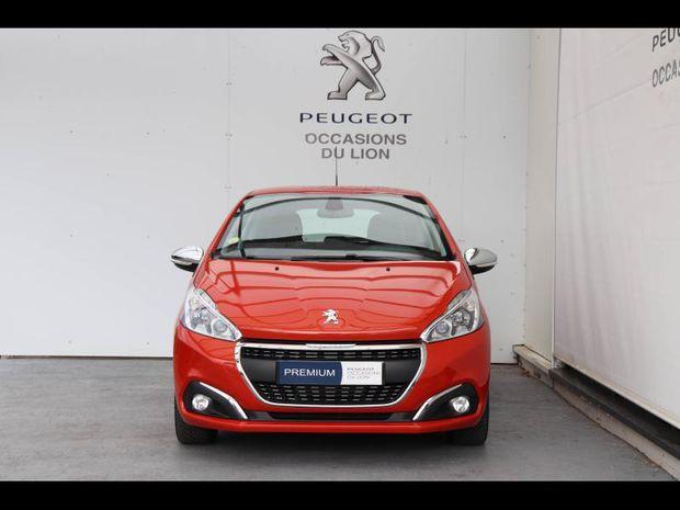 Photo miniature de la Peugeot 208 1.6 BlueHDi 100ch Allure 3p 2017 d'occasion
