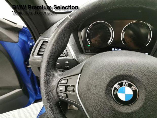 Photo miniature de la BMW Serie 1 116dA 116ch M Sport 3p 2017 d'occasion
