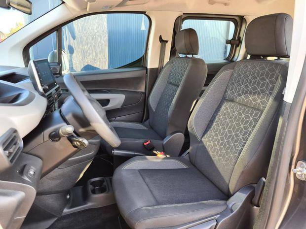 Photo miniature de la Peugeot Rifter 1.2 PureTech 110ch S&S Standard Active 2019 d'occasion