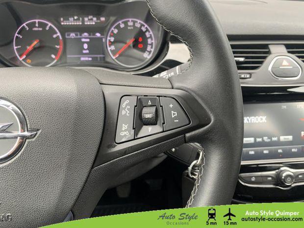 Photo miniature de la Opel Corsa 1.0 ECOTEC Turbo 90ch Design 120 ans Start/Stop 5p 2019 d'occasion