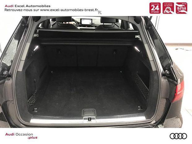 Photo miniature de la Audi A4 Avant 35 TDI 163ch S line S tronic 7 94g 2019 d'occasion