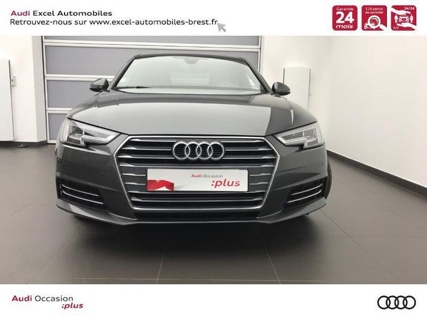 Photo miniature de la Audi A4 2.0 TDI 190ch S line 2017 d'occasion