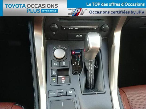 Photo miniature de la Lexus NX 300h 4WD Executive 2017 d'occasion