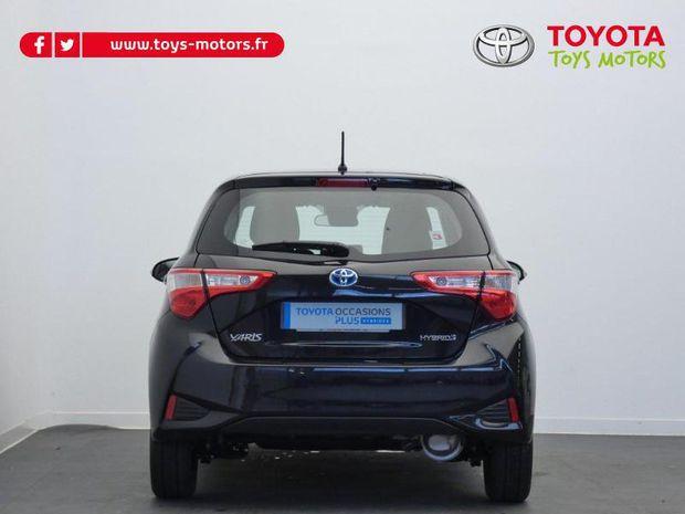 Photo miniature de la Toyota Yaris 100h France Business 5p MY19 2020 d'occasion