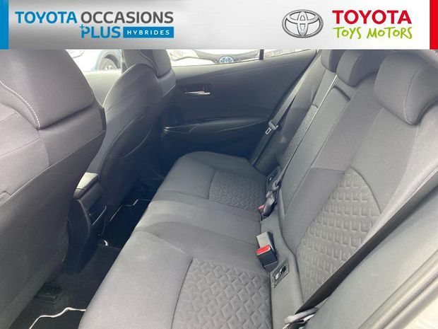 Photo miniature de la Toyota Corolla 184h Design 2019 d'occasion