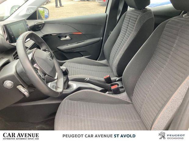 Photo miniature de la Peugeot 208 1.2 PureTech 75ch S&S Active 2019 d'occasion