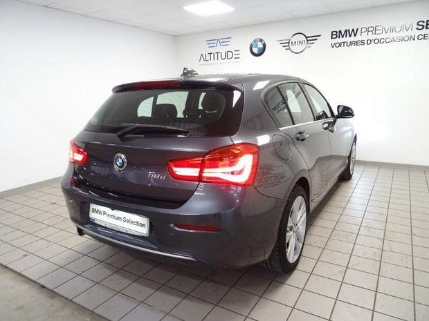 Photo miniature de la BMW Serie 1 118dA 150ch UrbanChic 5p 2016 d'occasion