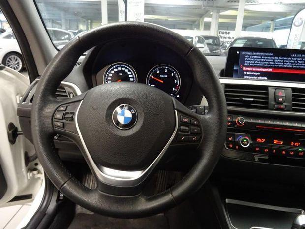Photo miniature de la BMW Serie 1 116dA 116ch UrbanChic 5p 2017 d'occasion