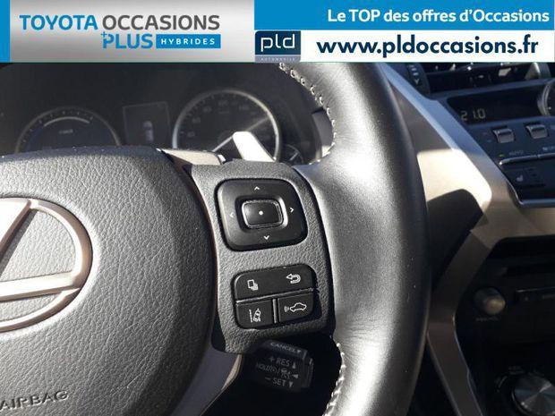 Photo miniature de la Lexus NX 300h 4WD Luxe Euro6d-T 2019 d'occasion