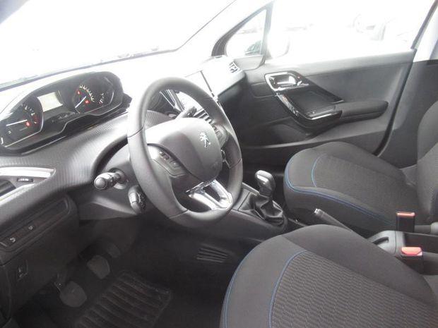 Photo miniature de la Peugeot 208 1.2 PureTech 82ch E6.2 Evap Signature 5p 2019 d'occasion