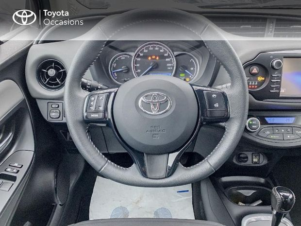 Photo miniature de la Toyota Yaris 100h France 5p 2018 d'occasion