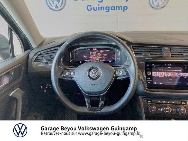 Photo miniature de la Volkswagen Tiguan Allspace 2.0 TDI 150ch Carat DSG7 2019 d'occasion