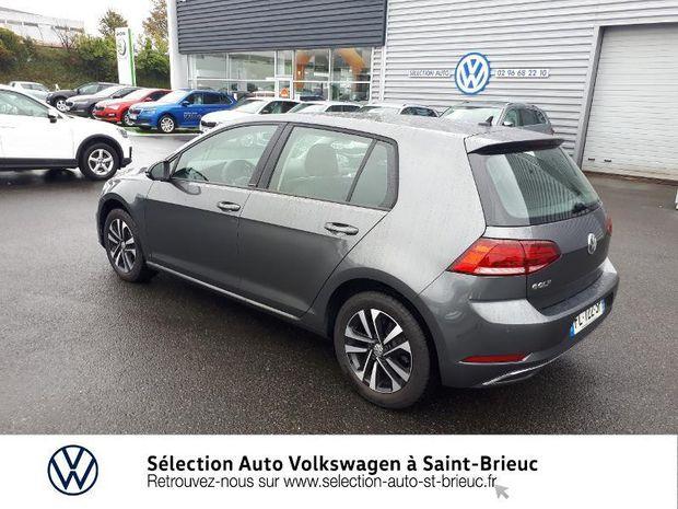 Photo miniature de la Volkswagen Golf 1.0 TSI 115ch IQ.Drive Euro6d-T 5p 2019 d'occasion
