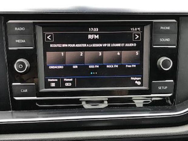 Photo miniature de la Volkswagen Polo 1.0 75ch Edition 5p 2018 d'occasion