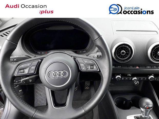 Photo miniature de la Audi A3 Cabriolet 1.5 TFSI CoD 150 S tronic 7 2019 d'occasion